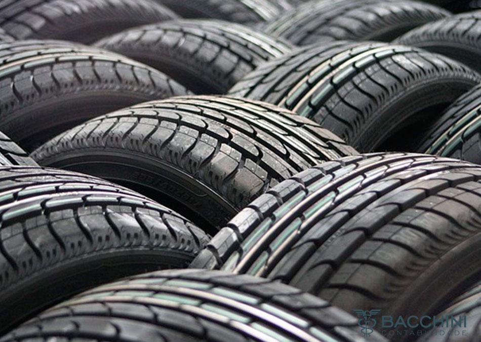 Fazenda não reconhece créditos de ICMS de pneus