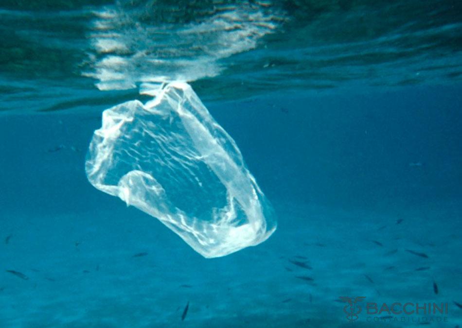 Como o plástico afeta os oceanos
